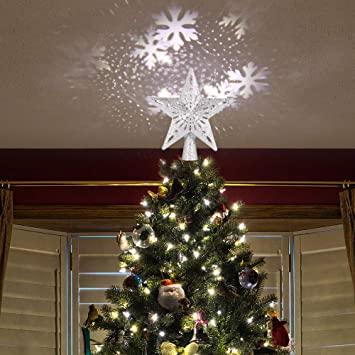 Projekční vánoční kaleidoskopy
