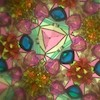 doma vyrobeny kaleidoskop